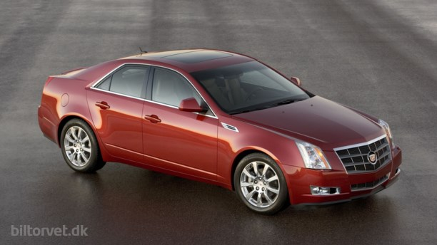 Cadillac nu med nye CTS priser