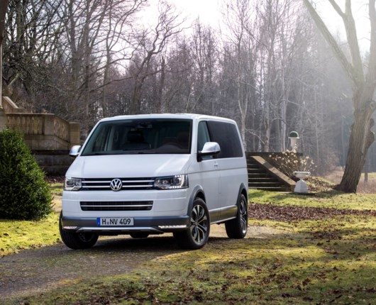 VW Multivan Alltrack