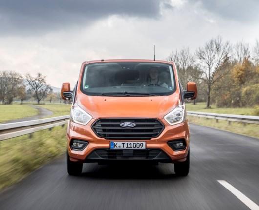Ford fortsætter Transit-succesen