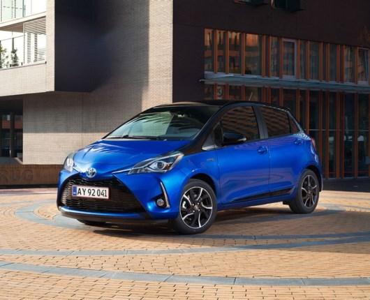 Hybrid rekord hos Toyota Danmark