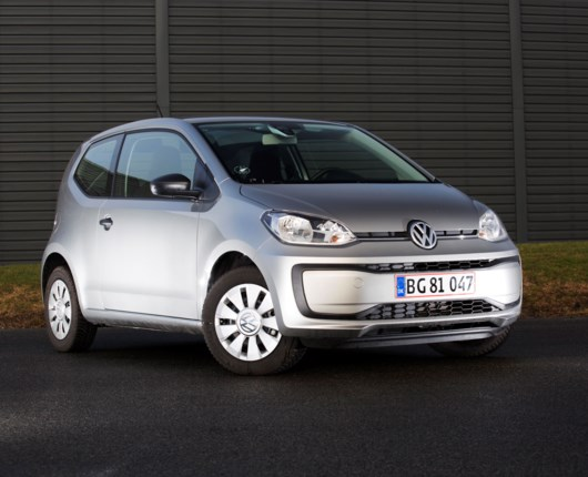 Take up! Billigste version af den mest populære VW