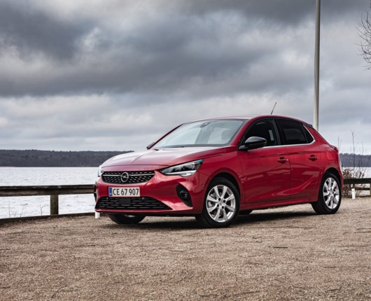 Ny Opel Corsa skinner med dieselpower