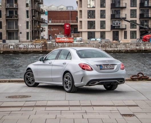 Mercedes forfinede C-Klassen – C200 gør hverdagen bedre