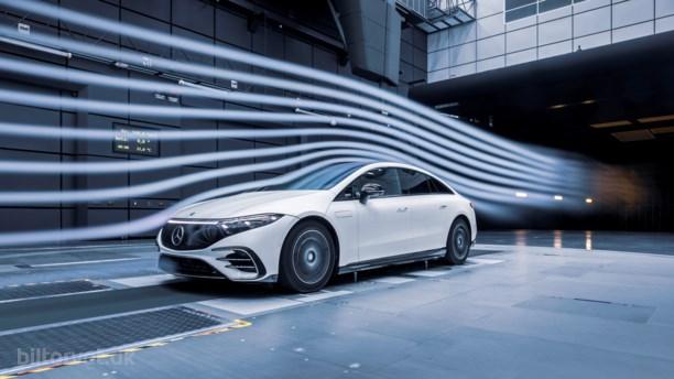 Mercedes sprænger rammerne for elbiler – 770 kilometer rækkevidde i EQS