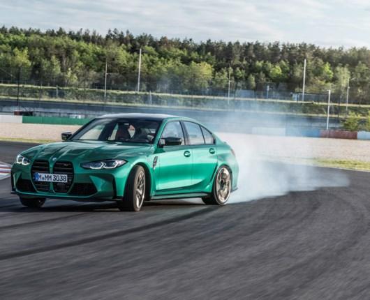 Her er den nye BMW M3 – med 510 hk og bæver-gebis