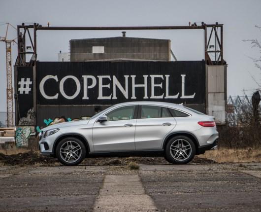 Stor, dejlig og unødvendig – Mercedes GLE Coupé