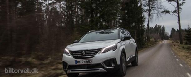 Peugeot 5008 – familiens favorit