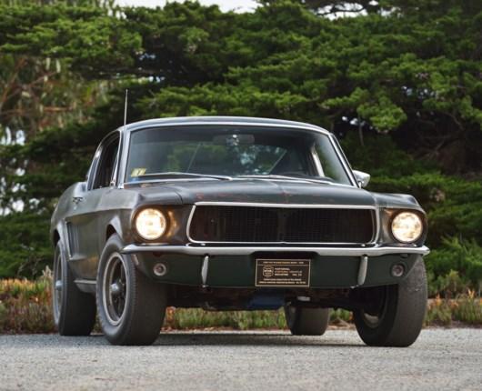 Verdens dyreste Mustang – Bullitt er solgt for 25 millioner