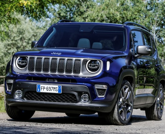 Nye tider – Jeep Renegade
