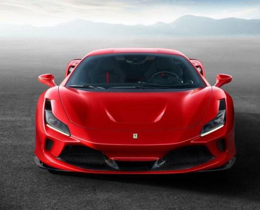 Ferrari overgår sig selv igen igen – her er F8 Tributo