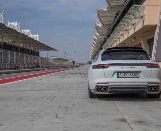 Tysk effektivitet - Porsche Panamera GTS