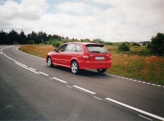 Mazda 323F 2.0 Sportive