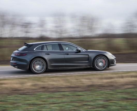 Porsche Panamera Turbo Sport Turismo – Guds slangebøsse