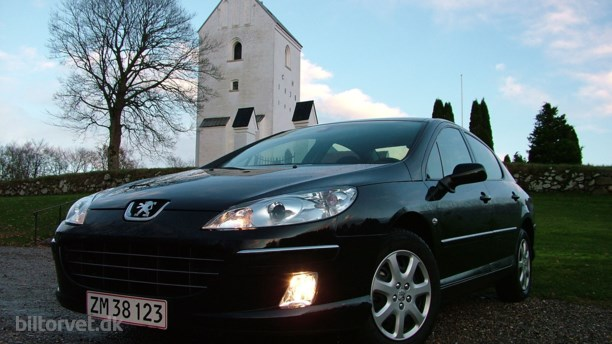 Peugeot 407 1,6 HDI Premium