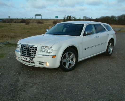 Chrysler 300C 3,0 CRD Touring