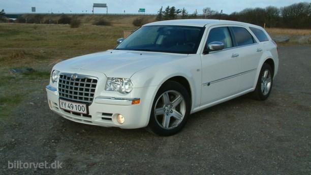 Chrysler 300C 3,0 CRD Touring