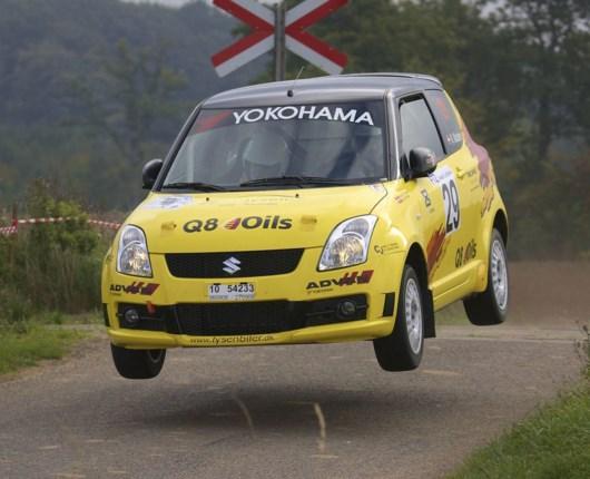 Tre gange guld til Suzuki