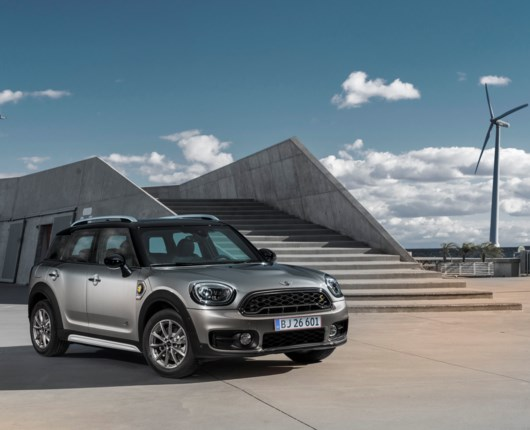 Mini Countryman S E - en pokkers god hybrid