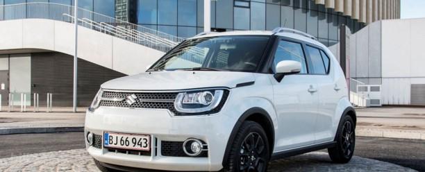 Suzuki Ignis 1,2 SHVS Adventure - i en klasse for sig