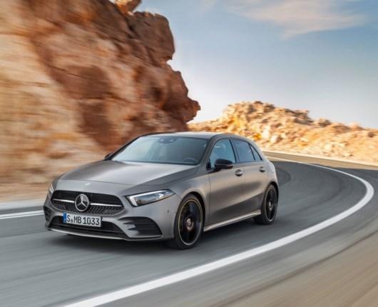 Mercedes A-Klasse – Væltepeter er blevet voksen