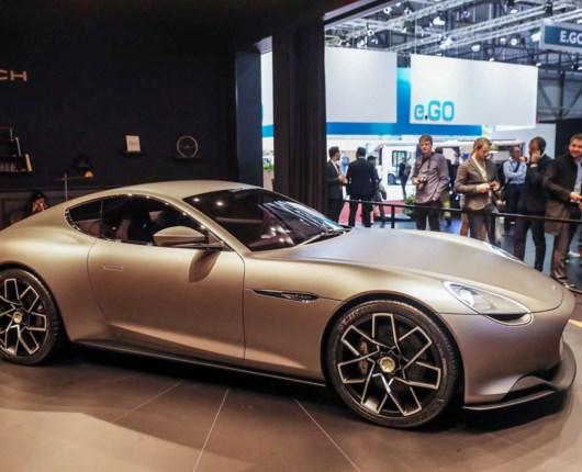 400 km på fire minutter – Porsche-arving vil revolutionere elbiler