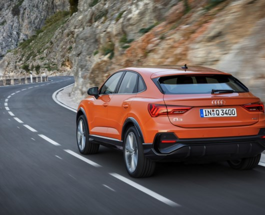 Audi Q3 Sportback – endnu en SUV som coupé