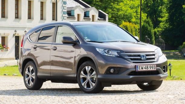 Honda CR-V 1,6 i-DTEC 2WD Elegance