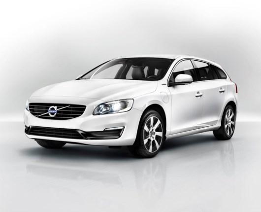 Volvo booster produktionen af Plug-in Hybrid