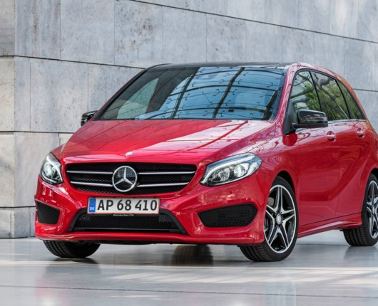 Mercedes-Benz B220 CDI 4Matic