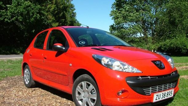 Peugeot 206+ 1,4 Comfort Plus