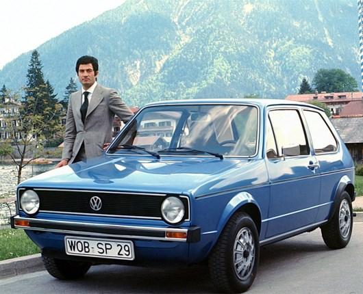 Tillykke til et ikon – Volkswagen Golf fylder 45 år