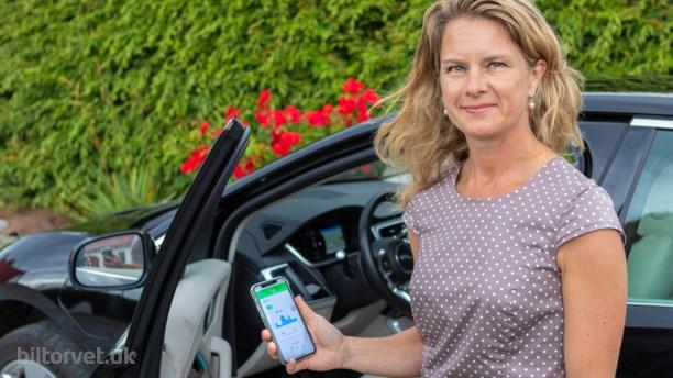 Dansk app sikrer dig grøn strøm til din elbil