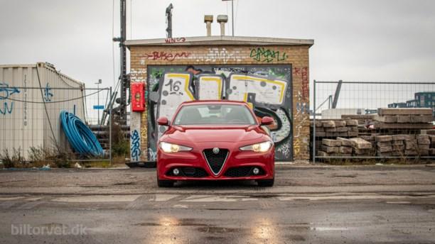 En italiensk primadonna? Brugttest af Alfa Romeo Giulia
