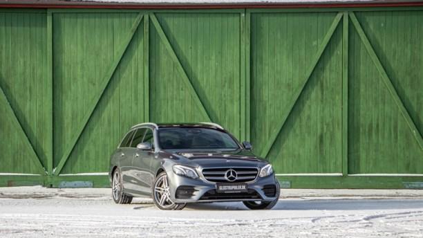 En tysk klassiker - brugttest af Mercedes E-Klasse