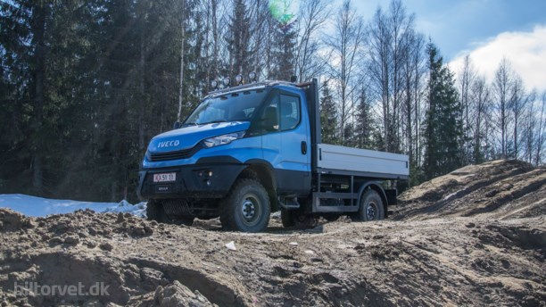Heavy Metal – Iveco Daily 4x4