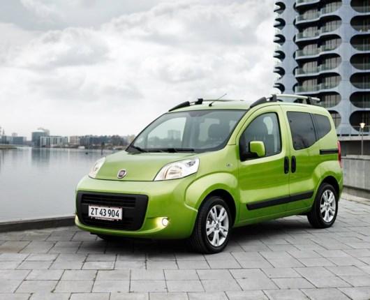 Ny Fiat QUBO