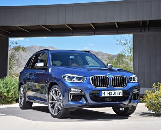BMW klar med ny X3
