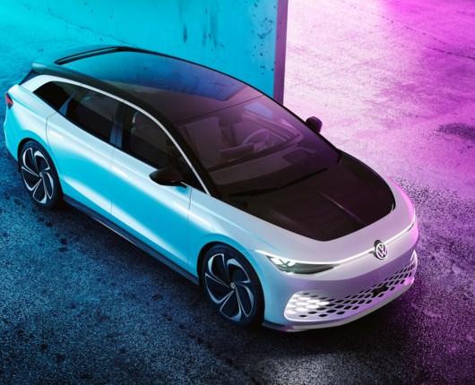 Tysk herregårdsvogn til de grønne – Volkswagen ID. Space Vizzion