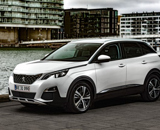 Stor SUV succes for Peugeot