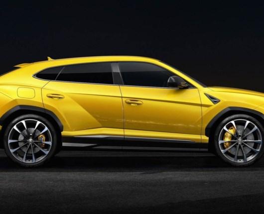 Endelig er den her – Lamborghinis SUV
