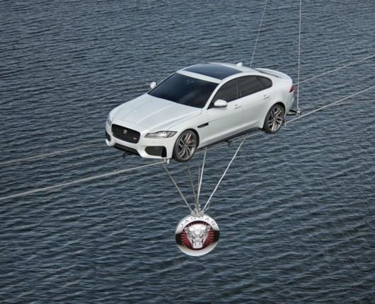 Ny Jaguar XF introduceret