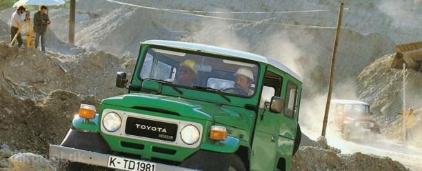 Verdens redningskrans – Toyota har bygget 10 millioner Land Cruisers