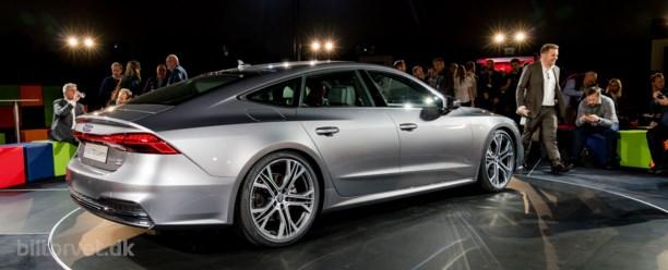 Audi præsenterer ny A7 Sportback