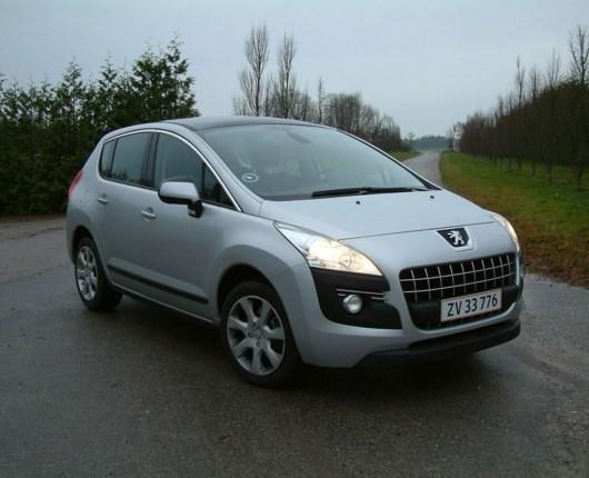 Peugeot 3008 1,6 HDI Premium