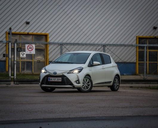Toyota Yaris Hybrid – elektrificering til folket