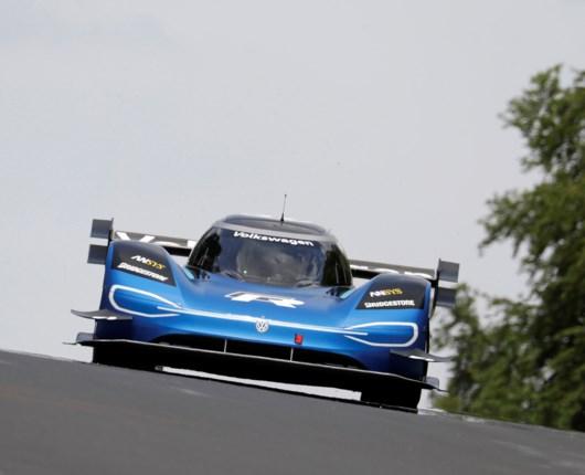 Seriøst hurtig folkevogn – den elektriske ID.R smadrer Nürburgring-rekord