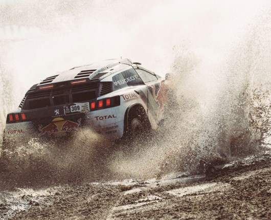 Total triumf for Peugeot 3008 i Dakar Rally