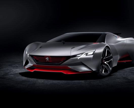 Peugeot Vision GT klar til GT6