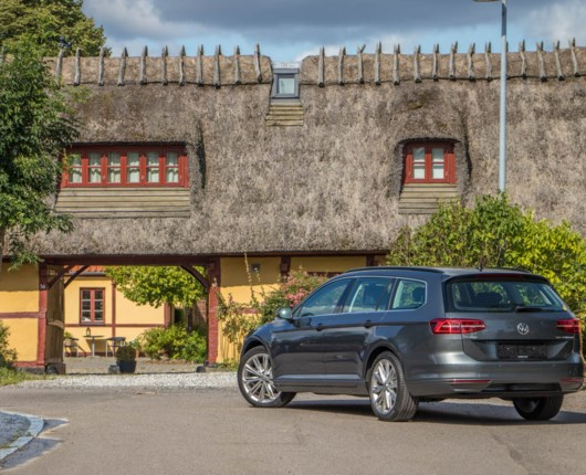 Den danske favorit - brugttest af VW Passat