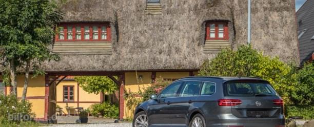 Den danske favorit - brugttest af VW Passat